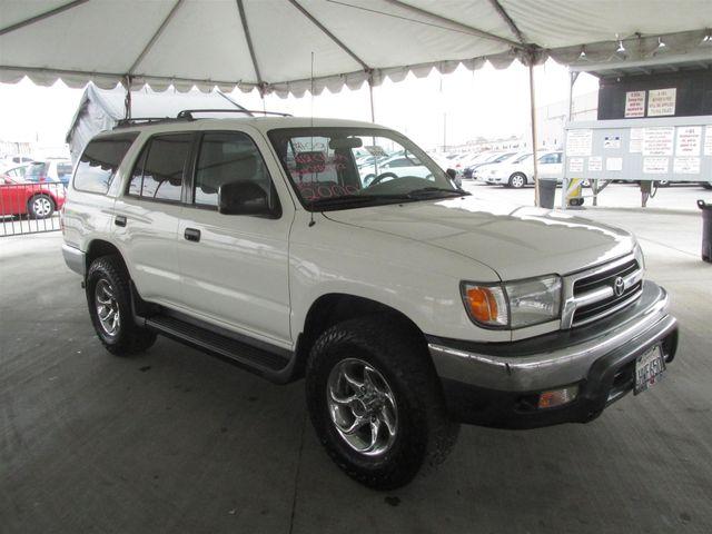2000 Toyota 4Runner Gardena, California 3