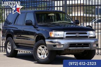 2000 Toyota 4Runner SR5 in Plano Texas, 75093