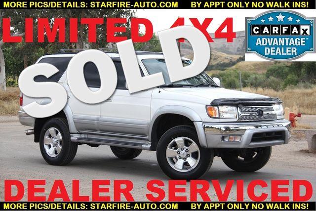 2000 Toyota 4Runner Limited Santa Clarita, CA 0