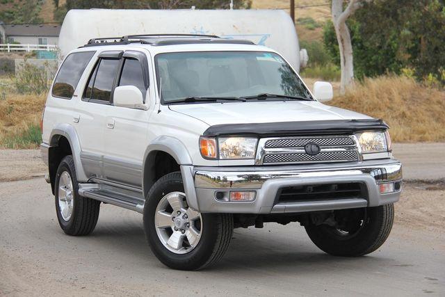 2000 Toyota 4Runner Limited Santa Clarita, CA 3