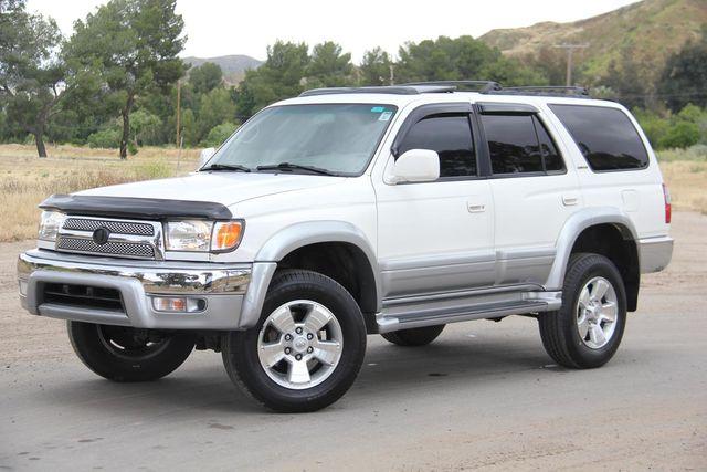 2000 Toyota 4Runner Limited Santa Clarita, CA 1