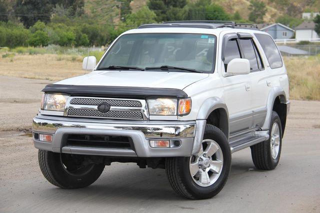 2000 Toyota 4Runner Limited Santa Clarita, CA 4