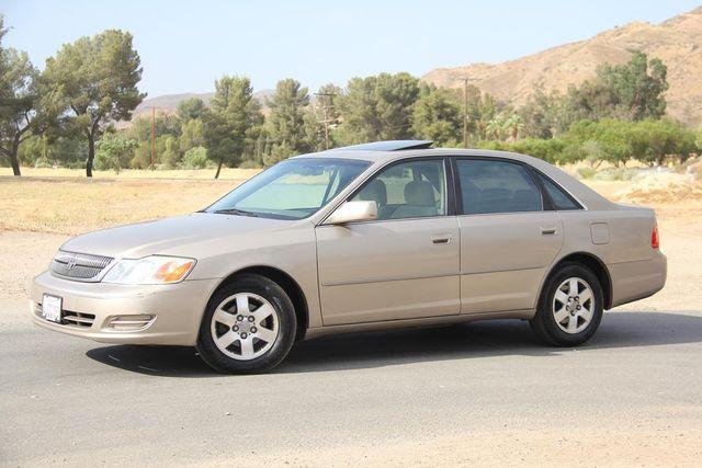 2000 Toyota Avalon XL Santa Clarita, CA 1