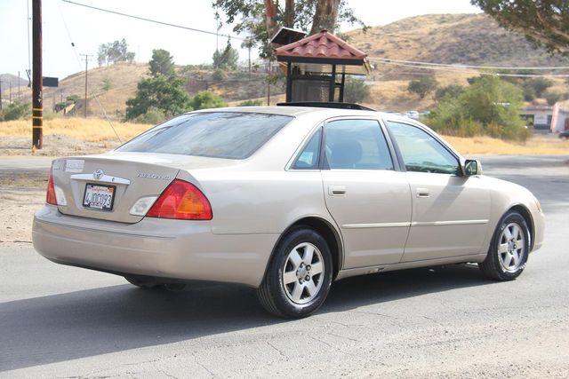 2000 Toyota Avalon XL Santa Clarita, CA 6
