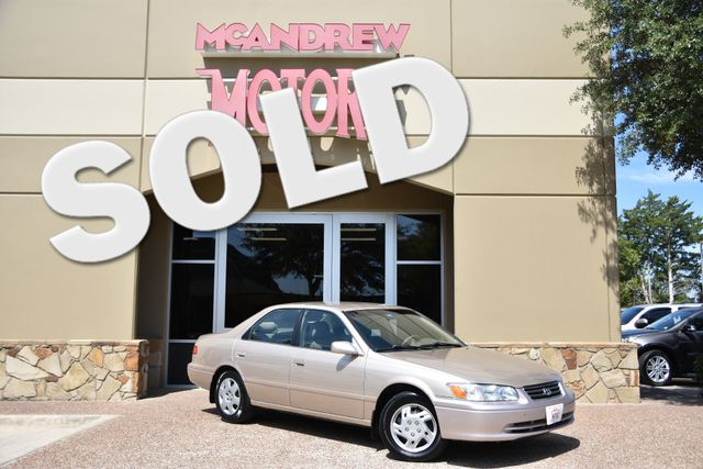2000 Toyota Camry LE LOW MILES
