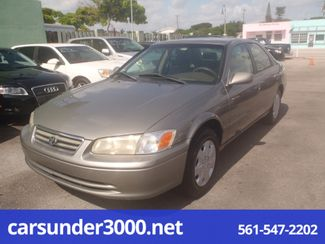 2000 Toyota Camry LE Lake Worth , Florida