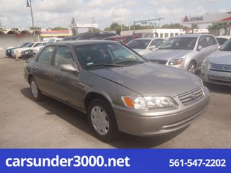 2000 Toyota Camry LE Lake Worth , Florida 1