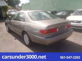 2000 Toyota Camry LE Lake Worth , Florida 2
