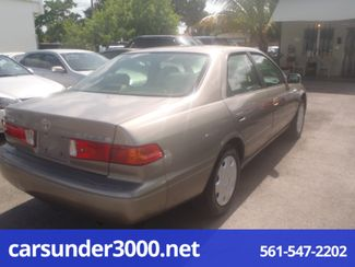 2000 Toyota Camry LE Lake Worth , Florida 3