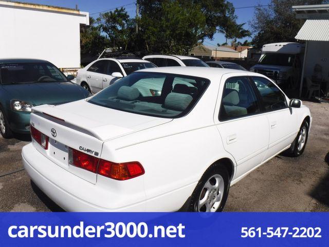 2000 Toyota Camry LE Lake Worth , Florida 3
