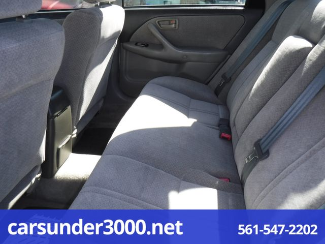 2000 Toyota Camry LE Lake Worth , Florida 5
