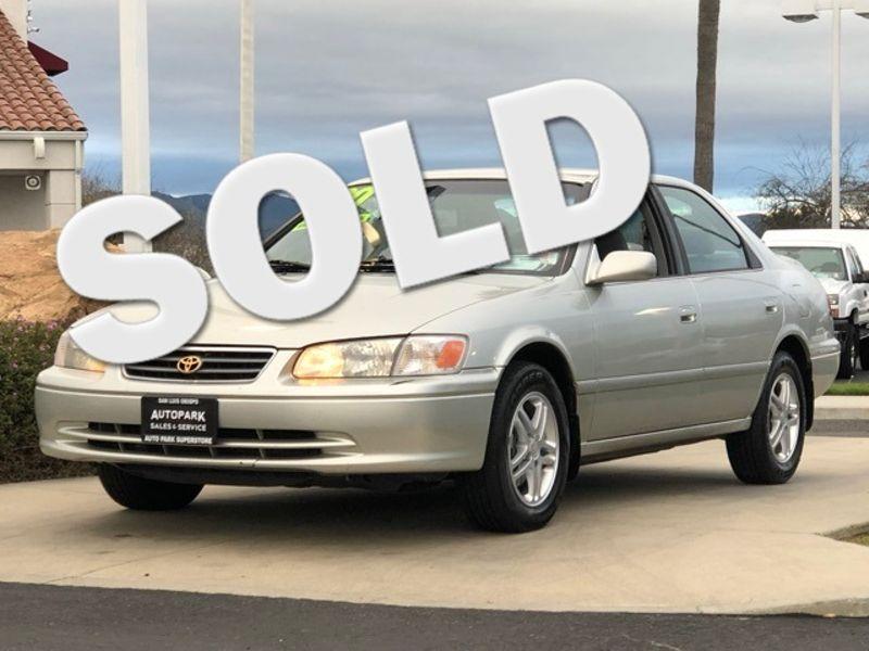 2000 Toyota Camry LE | San Luis Obispo, CA | Auto Park Sales & Service in San Luis Obispo CA