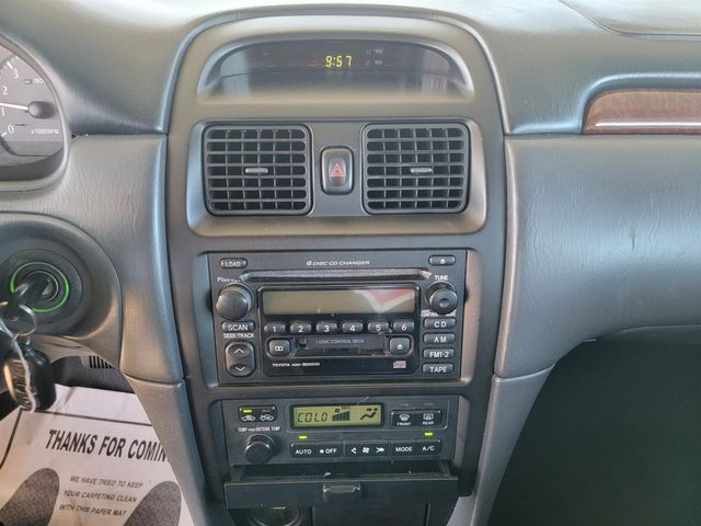 2000 Toyota Camry Solara SLE Gardena, California 6