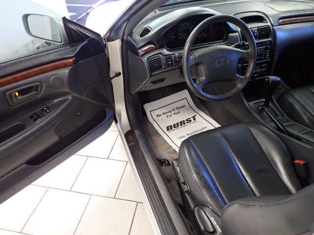 2000 Toyota Camry Solara SLE Lincoln, Nebraska 4
