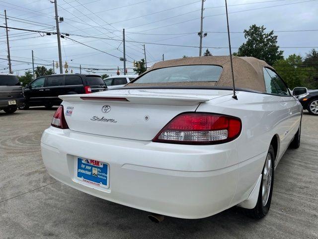 2000 Toyota Camry Solara SE V6 in Medina, OHIO 44256