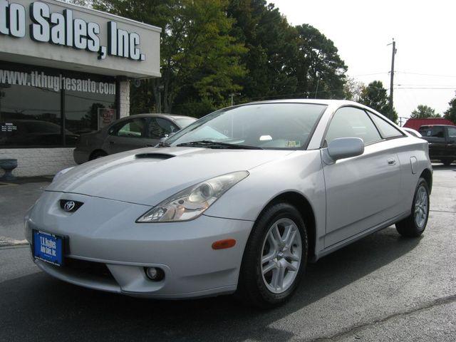 2000 Toyota Celica GT Richmond, Virginia 1