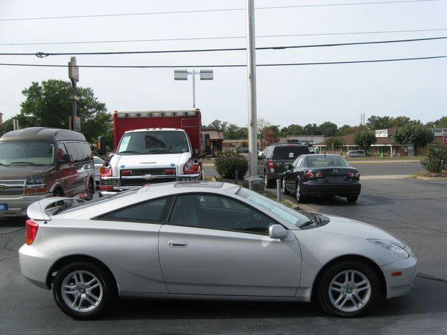 2000 Toyota Celica GT Richmond, Virginia 4