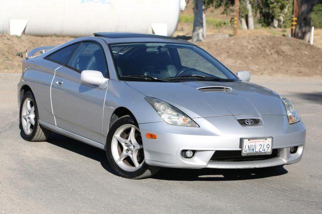 2000 Toyota Celica GTS Santa Clarita, CA 3