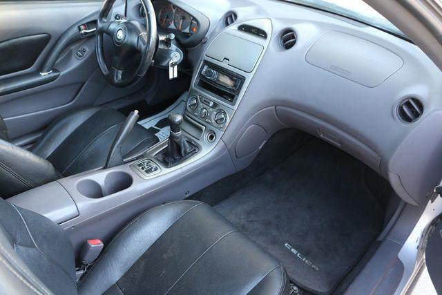2000 Toyota Celica GTS Santa Clarita, CA 8