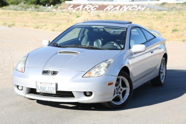 2000 Toyota Celica GTS Santa Clarita, CA 4