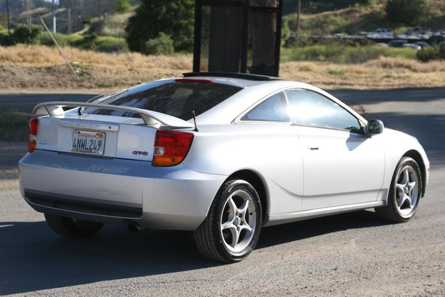 2000 Toyota Celica GTS Santa Clarita, CA 6