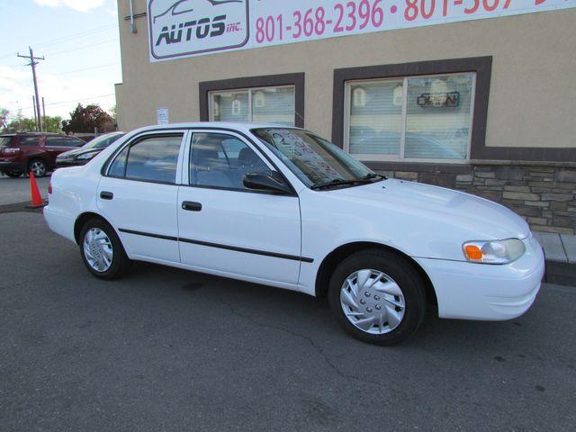 2000 Toyota Corolla CE in American Fork, Utah 84003