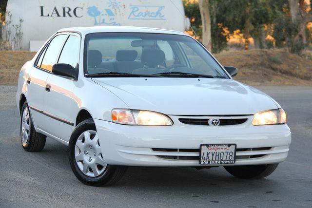 2000 Toyota Corolla CE Santa Clarita, CA 3