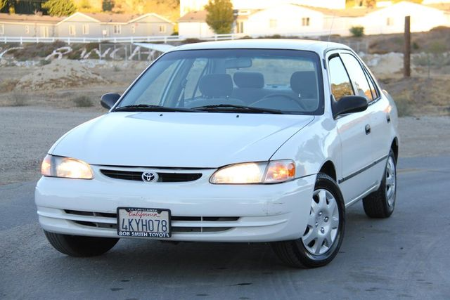 2000 Toyota Corolla CE Santa Clarita, CA 4