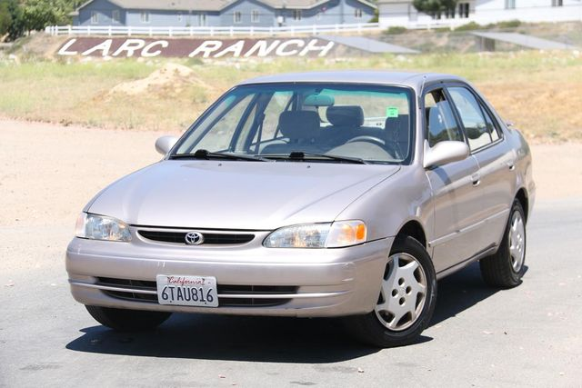 2000 Toyota Corolla LE Santa Clarita, CA 4