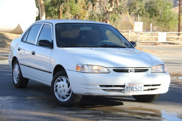 2000 Toyota Corolla VE Santa Clarita, CA 3