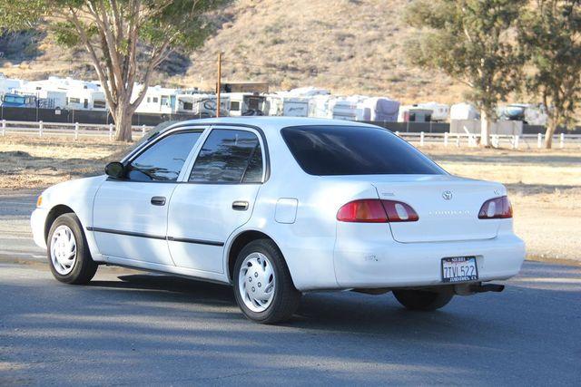 2000 Toyota Corolla VE Santa Clarita, CA 1
