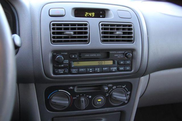 2000 Toyota Corolla VE Santa Clarita, CA 9