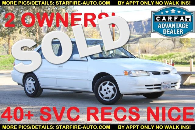 2000 Toyota Corolla LE Santa Clarita, CA