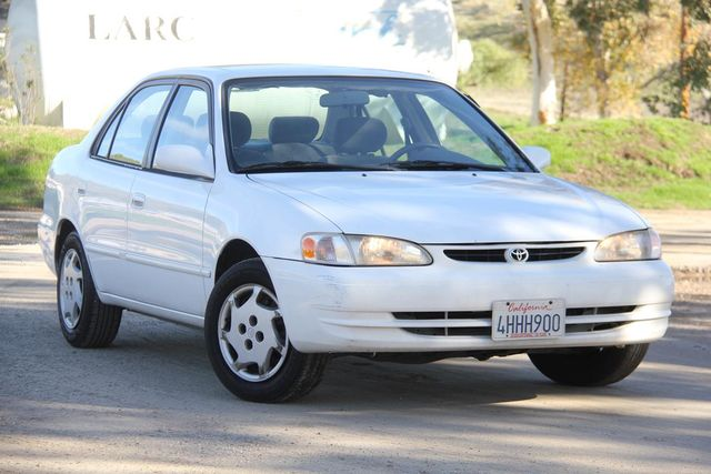 2000 Toyota Corolla LE Santa Clarita, CA 3