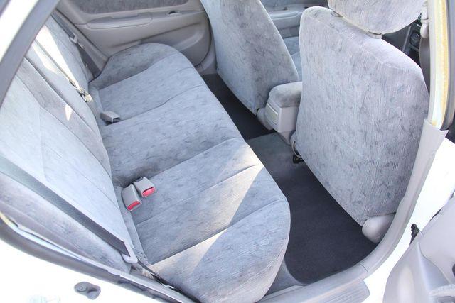 2000 Toyota Corolla LE Santa Clarita, CA 16