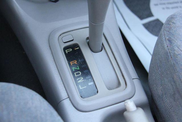2000 Toyota Corolla LE Santa Clarita, CA 21