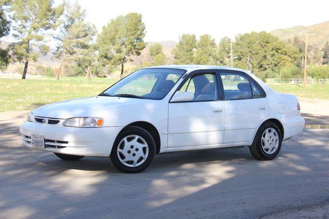 2000 Toyota Corolla LE Santa Clarita, CA 1