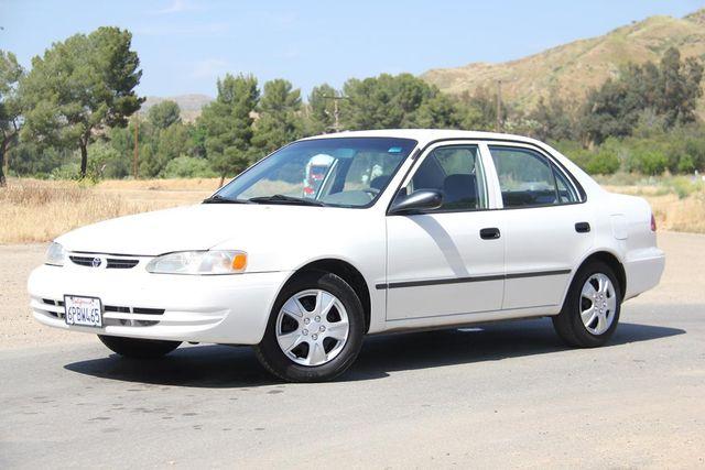 2000 Toyota Corolla CE Santa Clarita, CA 1