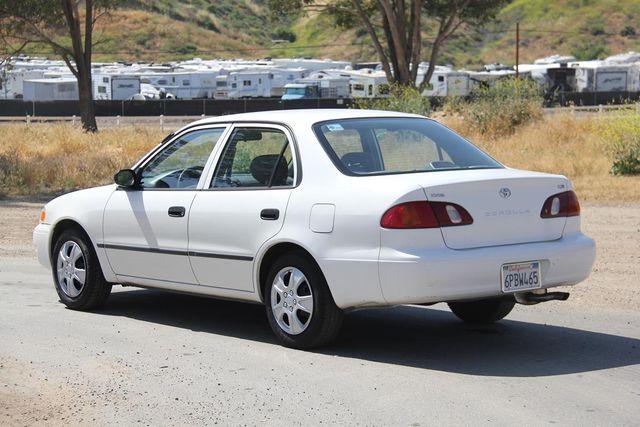 2000 Toyota Corolla CE Santa Clarita, CA 5
