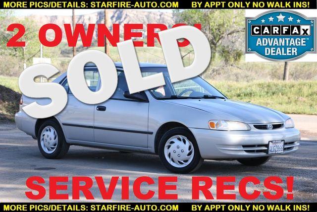 2000 Toyota Corolla CE Santa Clarita, CA