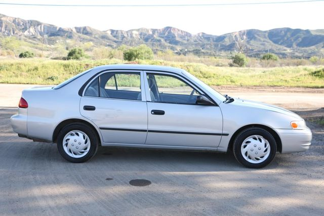 2000 Toyota Corolla CE Santa Clarita, CA 11