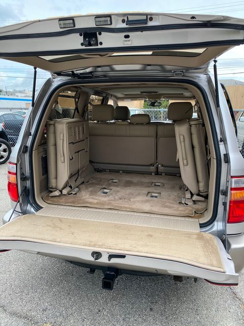 2000 Toyota Land Cruiser Burbank, CA 24
