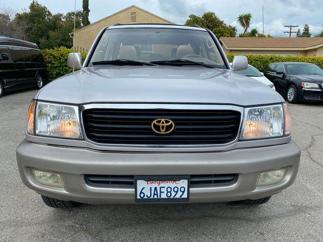 2000 Toyota Land Cruiser Burbank, CA 1