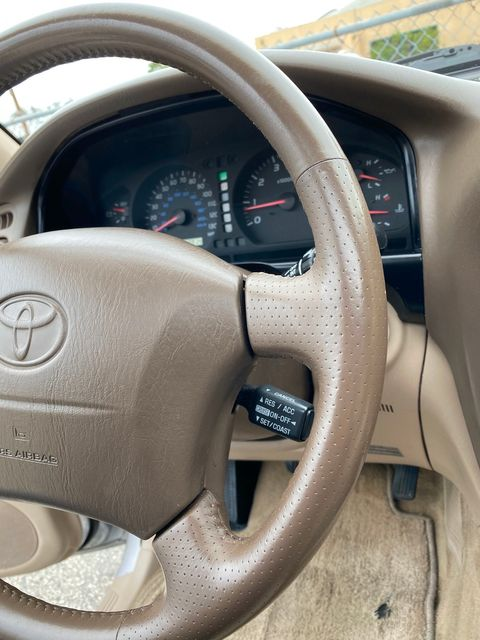 2000 Toyota Land Cruiser Burbank, CA 12