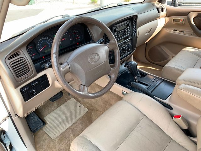 2000 Toyota Land Cruiser in Spanish Fork, UT 84660
