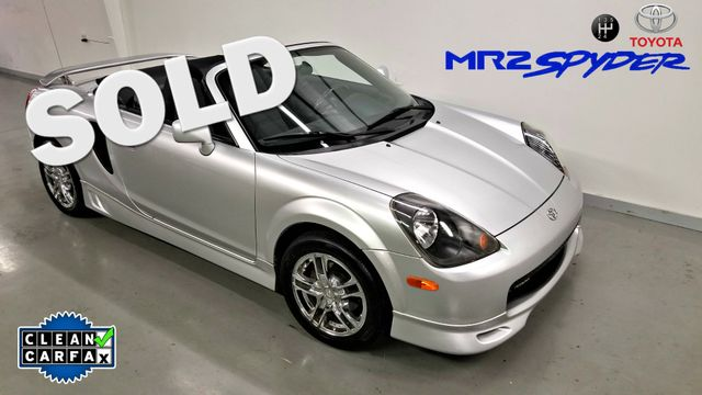 2000 Toyota MR2 Spyder SPYDER MANUAL CLEAN CARFAX | Palmetto, FL | EA Motorsports in Palmetto FL