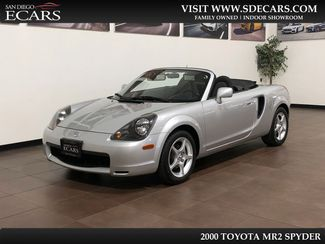 2000 Toyota MR2 Spyder in San Diego, CA 92126