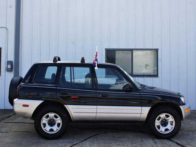 2000 Toyota RAV4 base