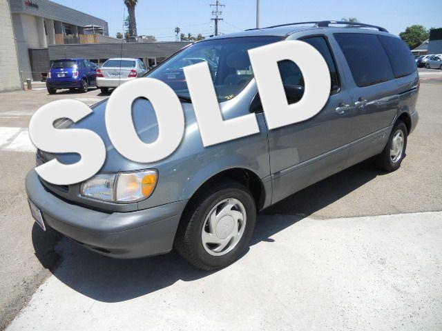 2000 Toyota Sienna LE San Diego, CA
