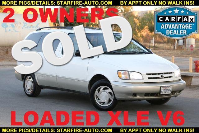 2000 Toyota Sienna XLE Santa Clarita, CA